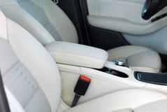 Armrest στο αυτοκίνητο Στοκ εικόνες με δικαίωμα ελεύθερης χρήσης