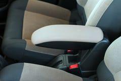 Armrest στο αυτοκίνητο Στοκ Φωτογραφία