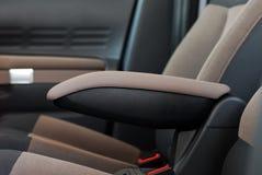 Armrest στο αυτοκίνητο Στοκ Εικόνα