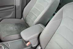Armrest στο αυτοκίνητο Στοκ φωτογραφίες με δικαίωμα ελεύθερης χρήσης
