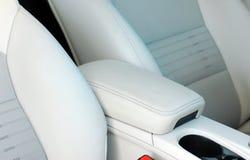 Armrest στο αυτοκίνητο Στοκ Φωτογραφίες