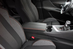 Free Armrest In The Car Stock Photo - 87435050