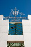 arms australia coat Στοκ φωτογραφία με δικαίωμα ελεύθερης χρήσης