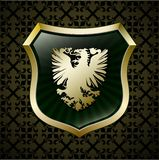 Arms in an eagle Stock Image