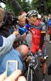 armstrong λόγχη ποδηλατών Στοκ φωτογραφία με δικαίωμα ελεύθερης χρήσης