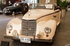 Armstrong 1949 años, coches de la vendimia Imagen de archivo libre de regalías