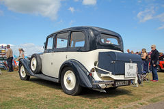 Armstrong siddeley vintage car Stock Photography