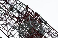 Armstrong Tower, Alpine Tower.  Alpine NJ New Jersey. Stock Photos