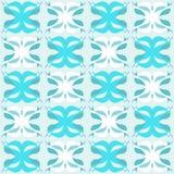 Armure bleue Image libre de droits