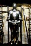 Armure d'un chevalier Photos libres de droits