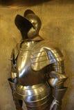 Armure d'un chevalier Photos stock