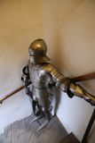 Armure d'un chevalier Image stock