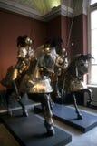 Armure de défunt chevalier médiéval Photographie stock libre de droits