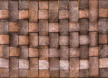 Armure de la texture en cuir Images stock