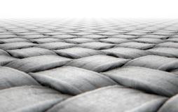 Armure micro de tissu Photo libre de droits