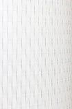 Armure texturisée par blanc décoratif abstrait de courbe Image libre de droits