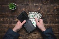 armut schulden sparungen lizenzfreie stockbilder