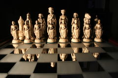 Army. Chess royalty free stock photography