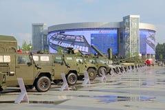 ARMY-2015 Fotografia Stock Libera da Diritti
