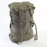 Army backpack Stock Photos