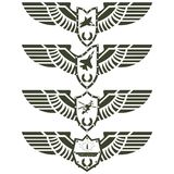 Army badges-2 Stock Images