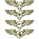 Army badges-3 Stock Photography