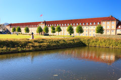 Army Barracks Copenhagen Stock Image