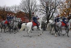 Army Barracks Kastellet Stock Images