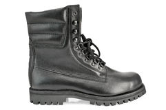 Army boots Stock Image