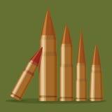 Army buller design. Stock Photography