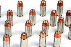Army of Bullets Royalty Free Stock Photography