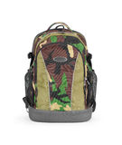 Army Camouflage backpack Royalty Free Stock Photos