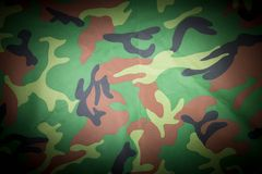 Army camouflage Royalty Free Stock Photos