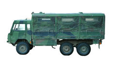 Army car Stock Photography