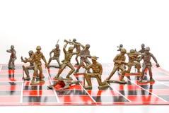 Army Chess Royalty Free Stock Photos