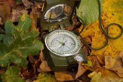 Army compass Royalty Free Stock Photos