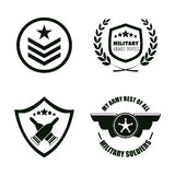 Army design. Stock Image