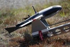 Army drone plane royalty free stock photo