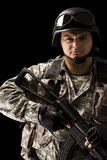 Army forces royalty free stock images