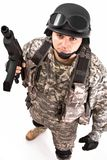 Army forces royalty free stock image