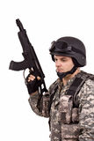 Army forces Stock Image