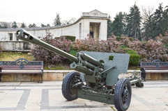 Army gun Royalty Free Stock Photos