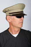 The army guy Royalty Free Stock Photo