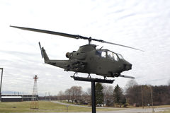 Army Helicopter. Army Attack Helicopter Royalty Free Stock Photos