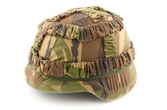 Army helmet Royalty Free Stock Image