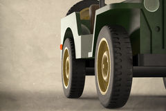 Army jeep Stock Photos