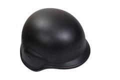 Army kevlar helmet Royalty Free Stock Images