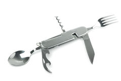 Army knife multi-tool Royalty Free Stock Photo