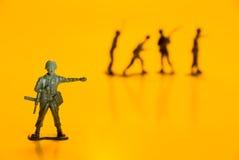 Army Man Royalty Free Stock Image