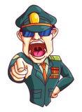 Army Man. Ilustrator design .eps 10 Royalty Free Stock Photography